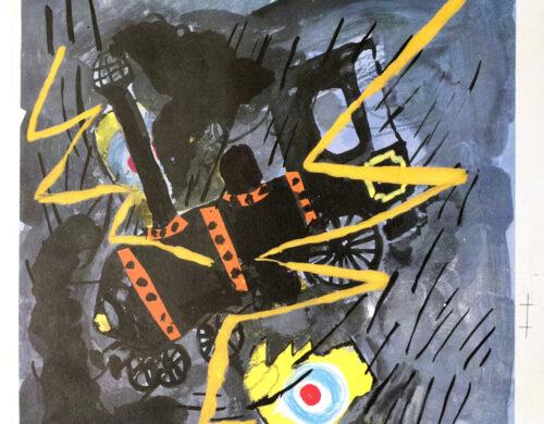 De l'éclat – René Moreu – Peinture et dessins