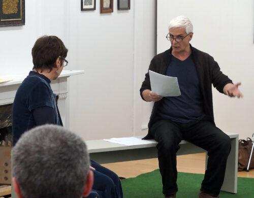 Lecture par Liliane Hodel et José Ponce