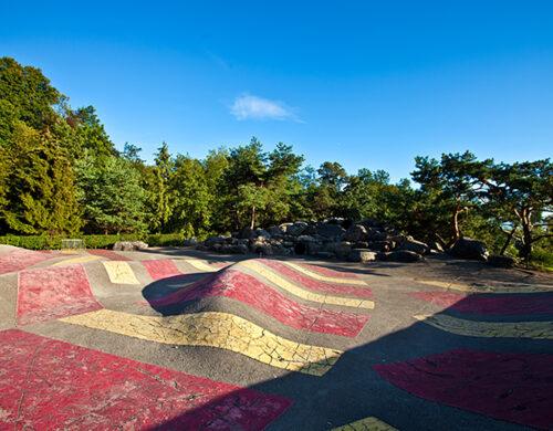 du Jardin botanique à La Ferme des Tilleuls