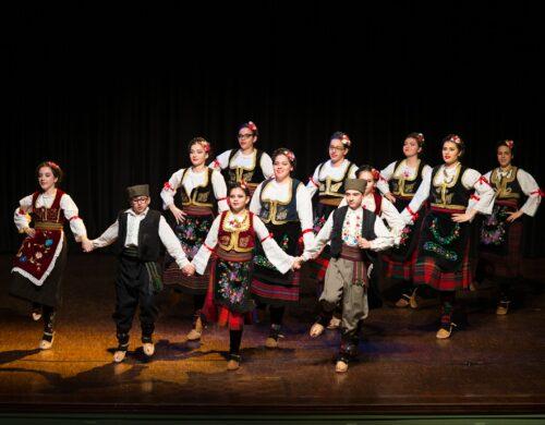 Journée serbe