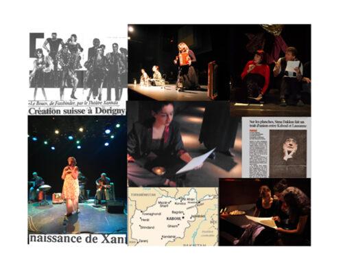 Le XANNDA théâtre fête ses 30ans