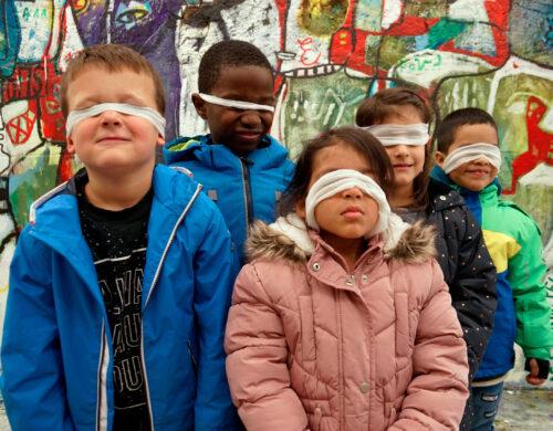 Exposition des enfants – Ecorceur de l'invisible